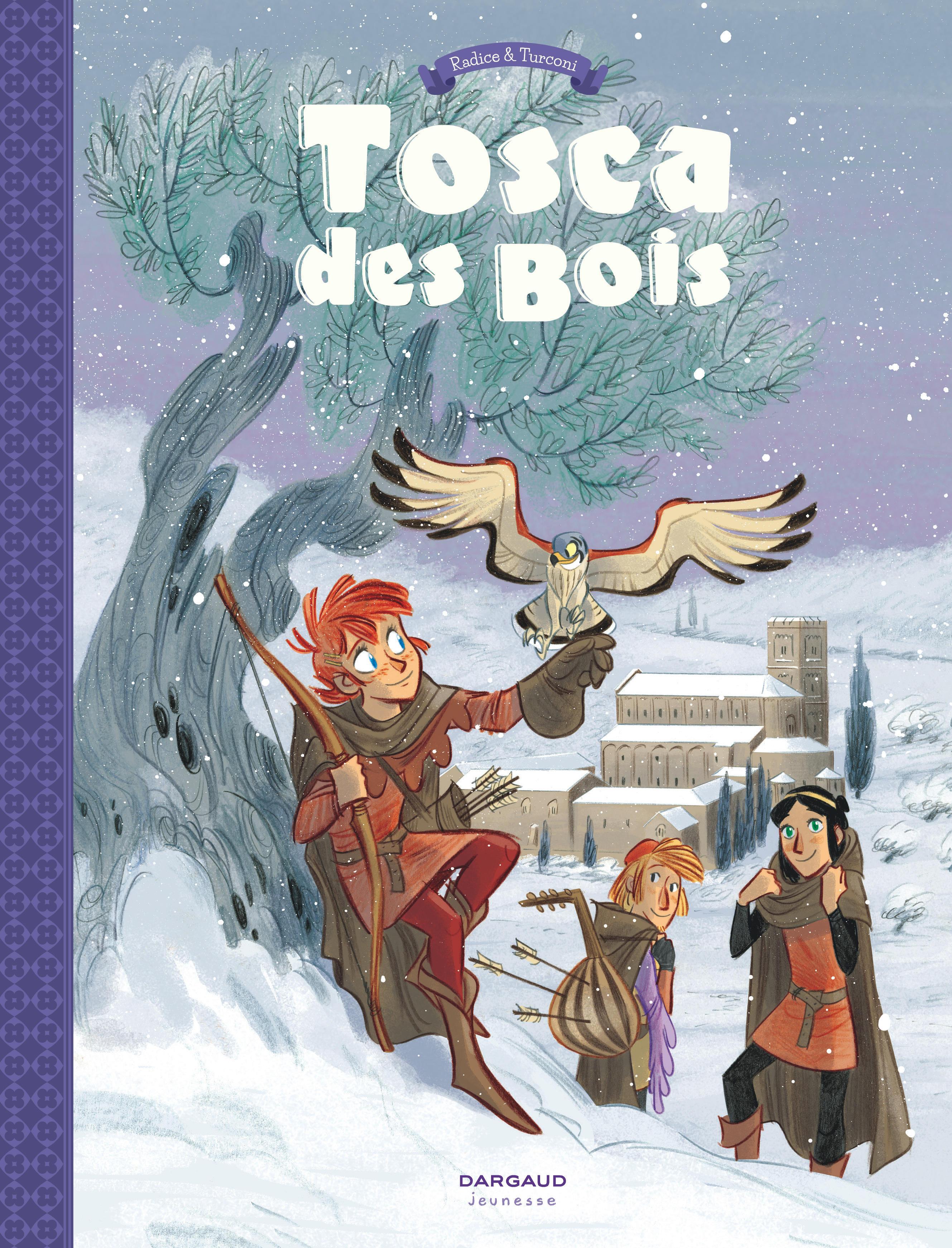 TOSCA DES BOIS - TOME 2