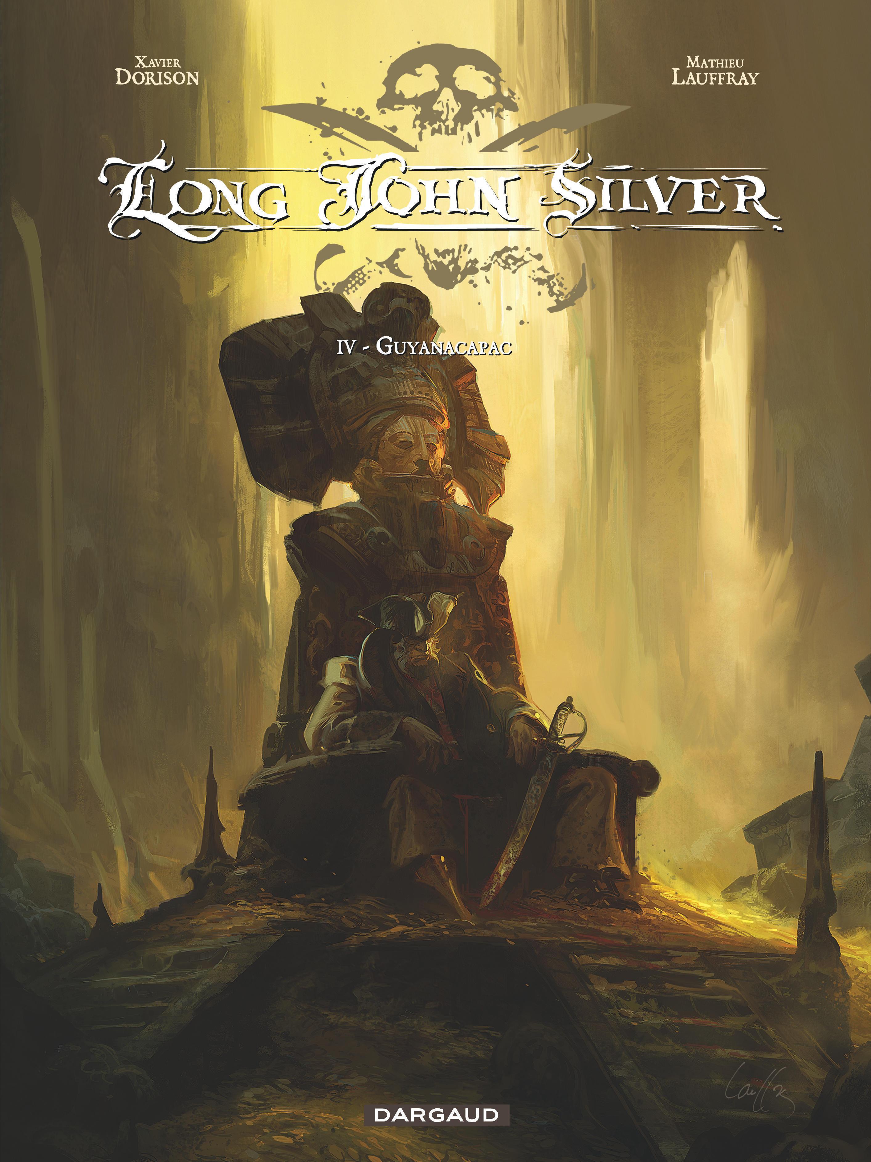 LONG JOHN SILVER - GUYANACAPAC T4