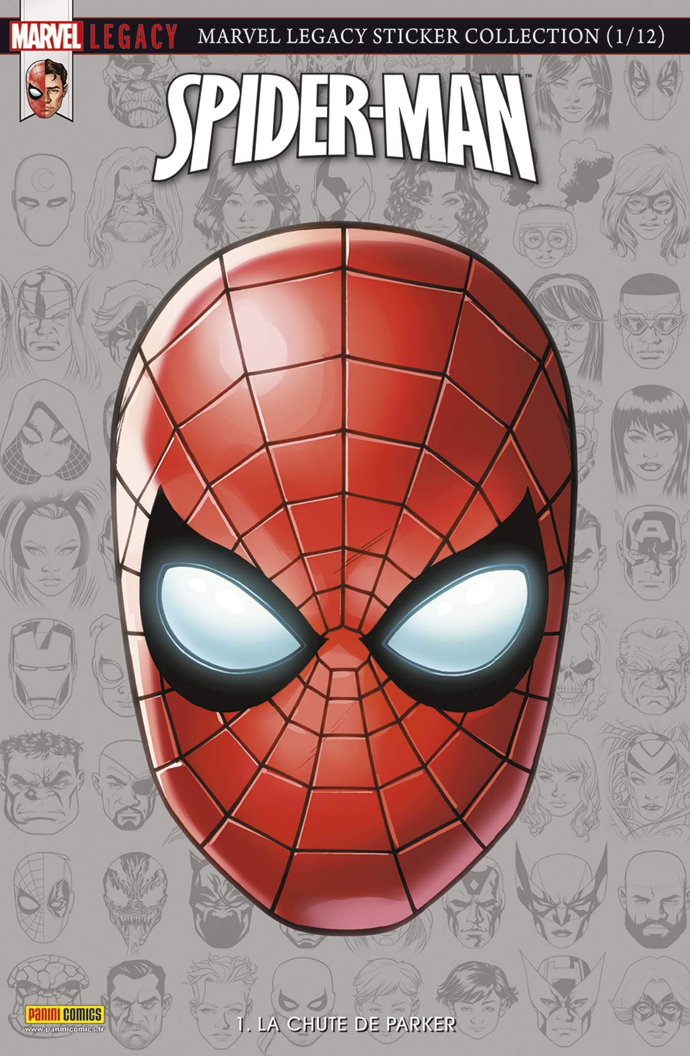 MARVEL LEGACY : SPIDER-MAN N 1