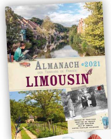 ALMANACH LIMOUSIN 2021