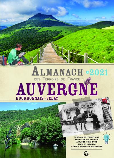 ALMANACH AUVERGNE 2021