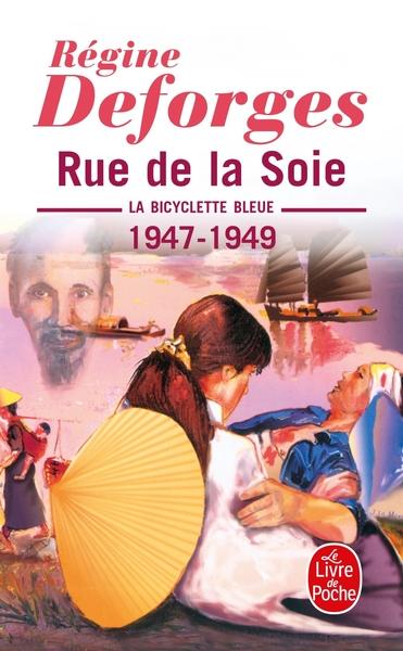RUE DE LA SOIE - TOME 5