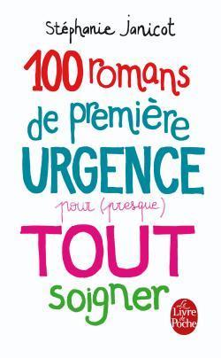 100 ROMANS DE PREMIERE URGENCE