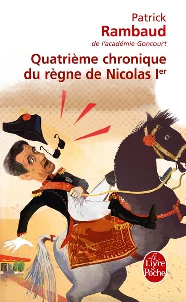QUATRIEME CHRONIQUE DU REGNE DE NICOLAS 1ER