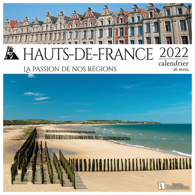 CALENDRIER HAUTS DE FRANCE 2022