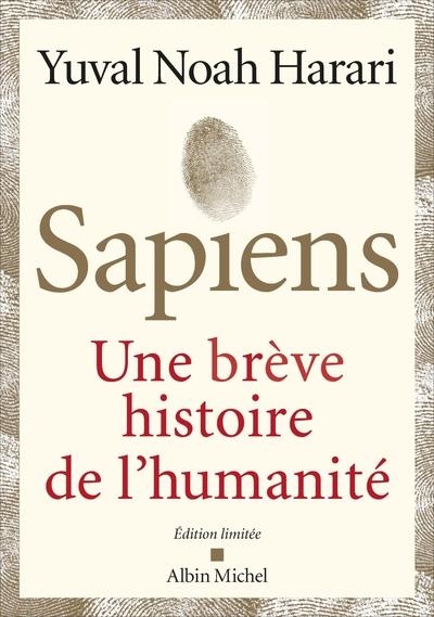 SAPIENS - EDITION DE LUXE ILLUSTREE - UNE BREVE HISTOIRE DE L´HUMANITE