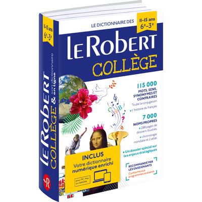 ROBERT COLLEGE + CARTE NUMERIQUE - 2020