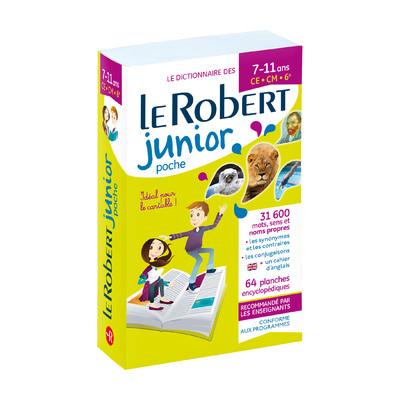 ROBERT JUNIOR POCHE  - 2020
