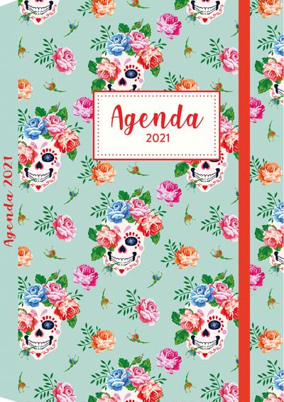 AGENDA 2021 - CALAVERA MEXICAINE