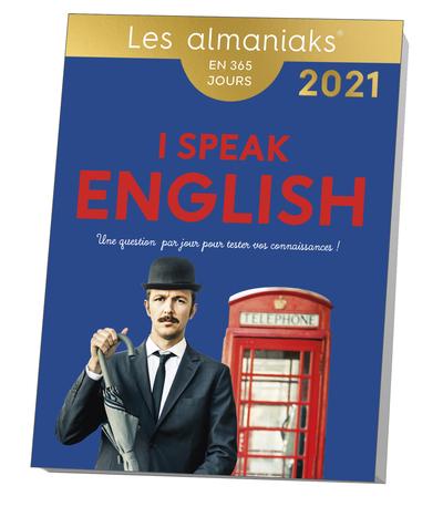 ALMANIAK I SPEAK ENGLISH 2021