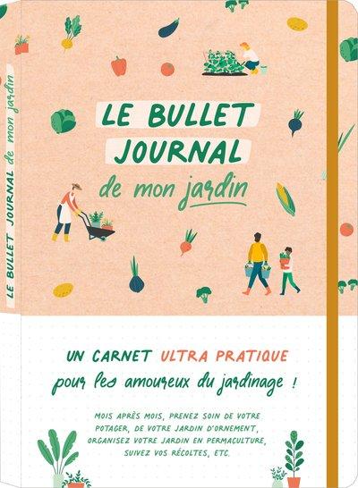 BULLET JOURNAL DE MON JARDIN