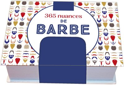 MINIMANIAK 365 NUANCES DE BARBE