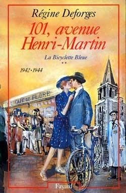 101, AVENUE HENRI-MARTIN - (1942-1944) LA BICYCLETTE BLEUE