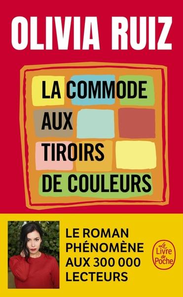COMMODE AUX TIROIRS DE COULEURS