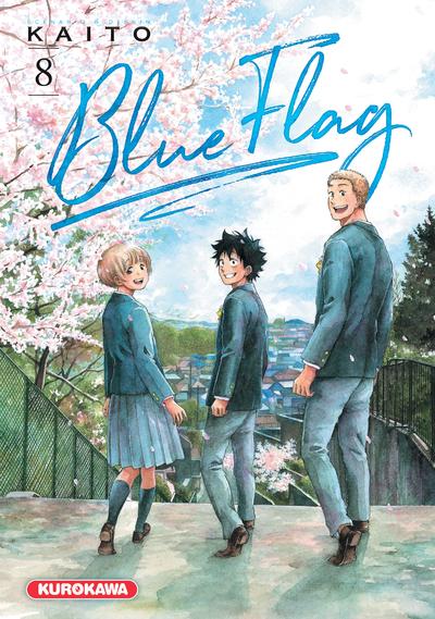 BLUE FLAG - TOME 8 - VOL08
