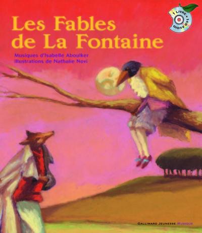 FABLES DE LA FONTAINE LIV CD