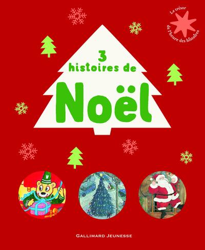3 HISTOIRES DE NOEL