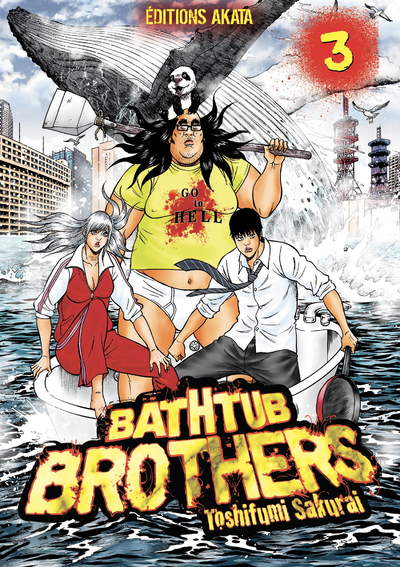 BATHTUB BROTHERS - TOME 3 - VOL03