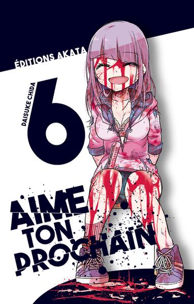 AIME TON PROCHAIN - TOME 6 - VOL06