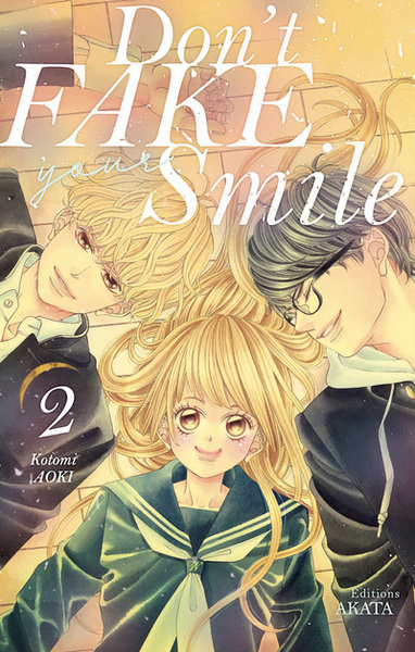 DON´T FAKE YOUR SMILE - TOME 2 - VOL02