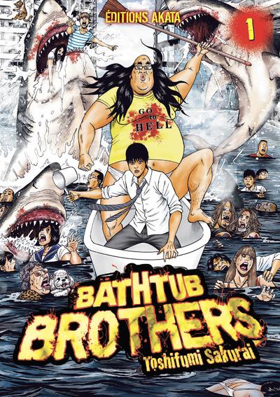 BATHTUB BROTHERS - TOME 1 - VOL01