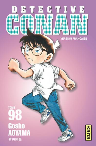 DETECTIVE CONAN - TOME 98
