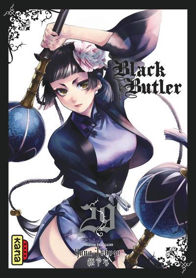 BLACK BUTLER - TOME 29
