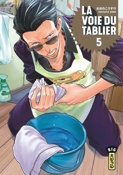 VOIE DU TABLIER - TOME 5