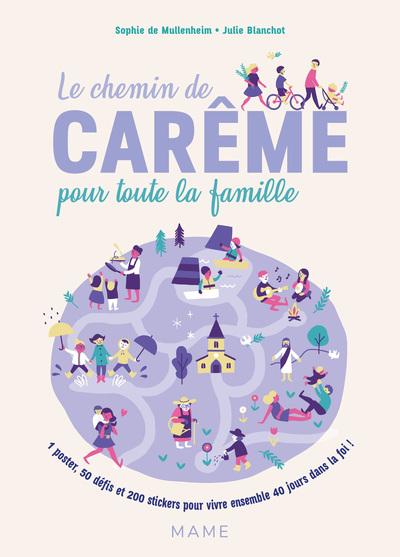CHEMIN DE CAREME POUR TOUTE LA FAMILLE