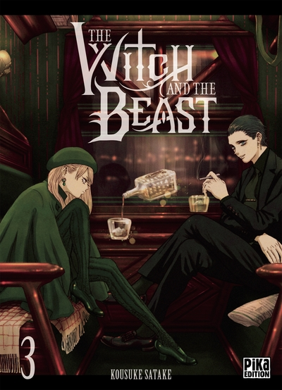 THE WITCH AND THE BEAST T03