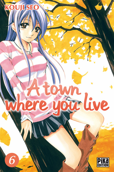 A TOWN WHERE YOU LIVE T06
