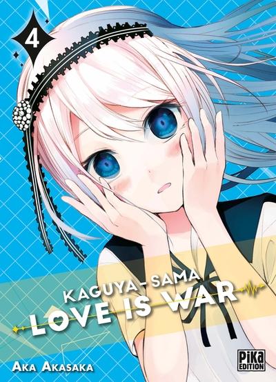 KAGUYA-SAMA: LOVE IS WAR T04