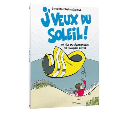 J´VEUX DU SOLEIL - DVD