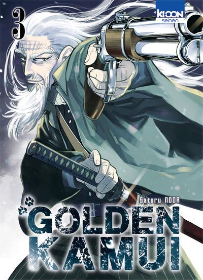 GOLDEN KAMUI T03