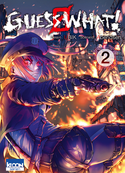 GUESS WHAT ! T02 - VOL02