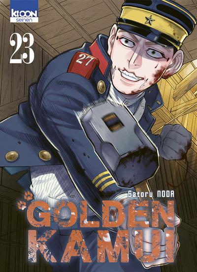 GOLDEN KAMUI T23 - VOL23