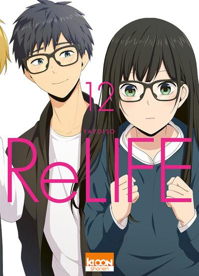 RELIFE T12 - VOL12