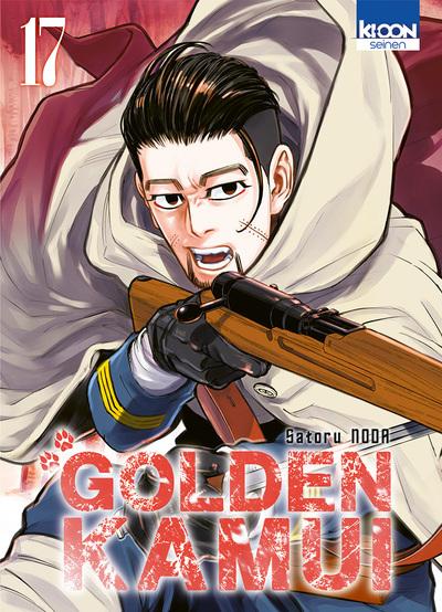 GOLDEN KAMUI T17 - VOL17