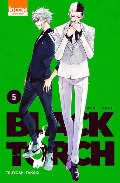 BLACK TORCH T05 - VOL05