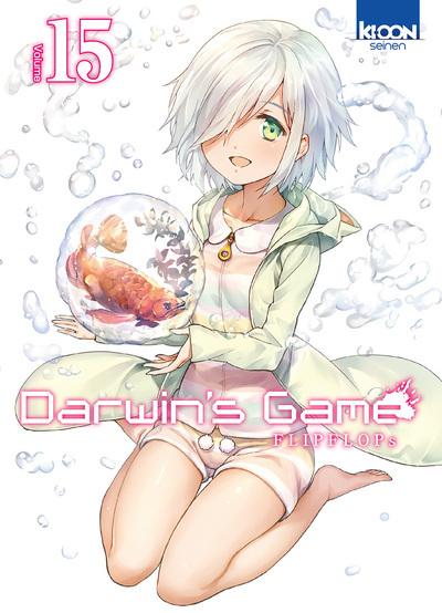 DARWIN´S GAME T15 - VOL15