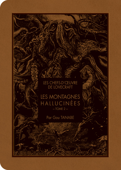 MONTAGNES HALLUCINES T02 - CHEFS D OEUVRE DE LOVECRAFT