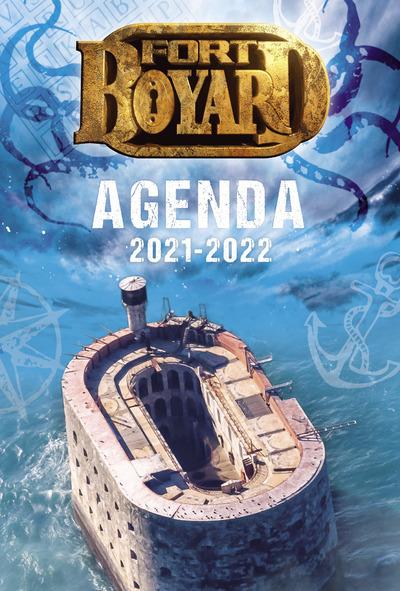 FORT BOYARD - AGENDA 2021-2022