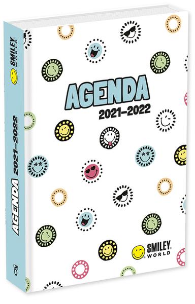 SMILEY - AGENDA EMOTICONES 2021-2022