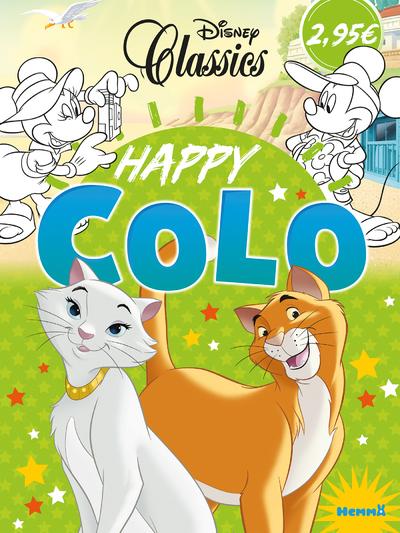 DISNEY CLASSICS - HAPPY COLO (ARISTOCHATS)