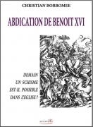 ABDICATION DE BENOIT XVI