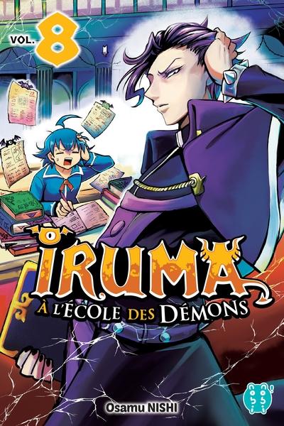 IRUMA A L´ECOLE DES DEMONS T08