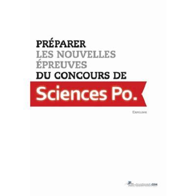PREPARER CONCOURS SCIENCES PO