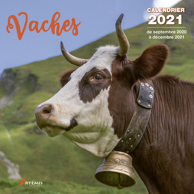 CALENDRIER VACHES 2021