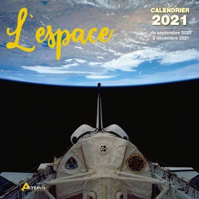 CALENDRIER ESPACE 2021