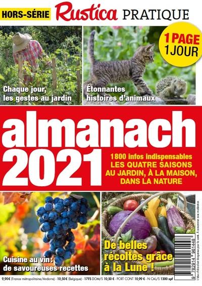 ALMANACH RUSTICA 2021